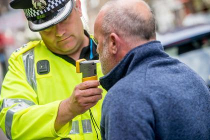 UK's drink and drug driving hotspots revealed