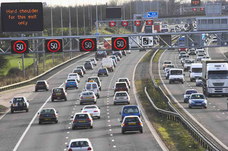 AA poll backs up the call for safer smart motorways