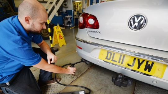 Government to introduce significant changes to MOT test