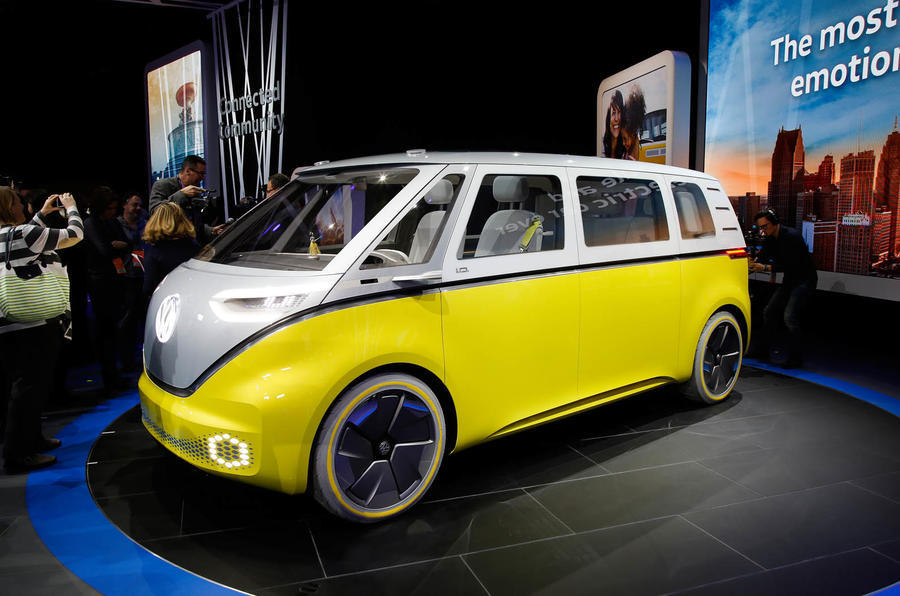 VW plans electric options for all models by 2030